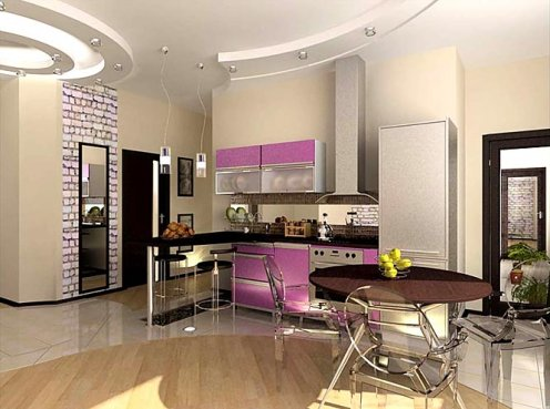 Фото. Дизайн інтер єру кухні