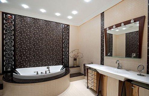 Інтер єр ванної кімнати