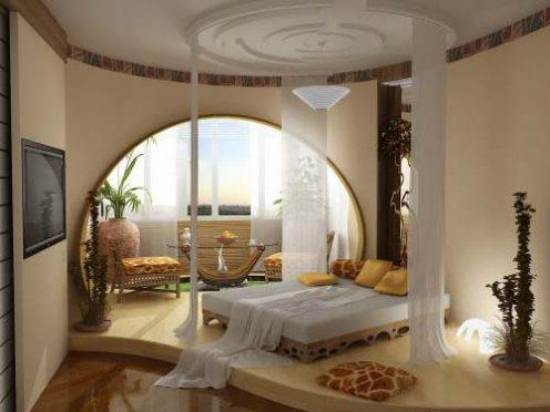 дизайн інтер єру спальної